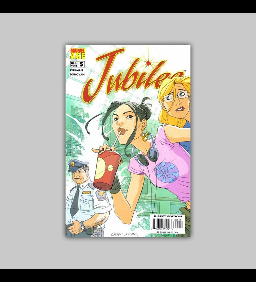 Jubilee 5 2005
