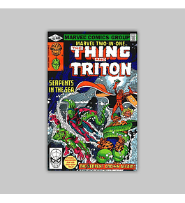 Marvel Two-In-One 65 1980