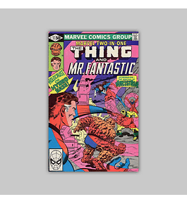 Marvel Two-In-One 71 1981