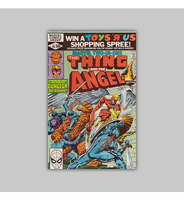 Marvel Two-In-One 68 1980