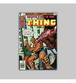 Marvel Two-In-One 70 1980