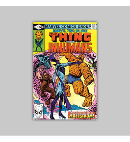 Marvel Two-In-One 72 1981