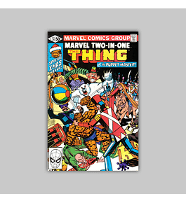 Marvel Two-In-One 74 1981