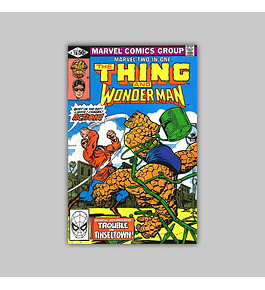 Marvel Two-In-One 78 F/VF (7.0) 1981