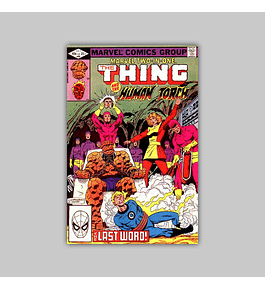 Marvel Two-In-One 89 VF (8.0) 1982