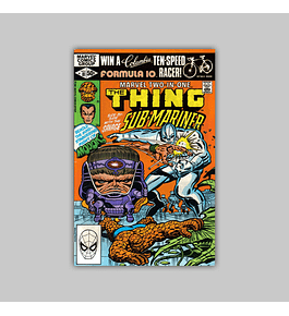 Marvel Two-In-One 81 1981