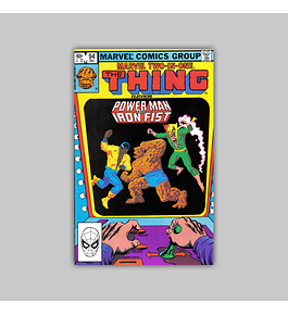 Marvel Two-In-One 94 1982