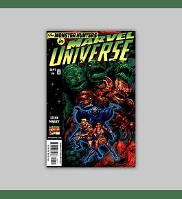 Marvel Universe 4 1998