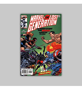 Marvel: The Lost Generation 7 2000