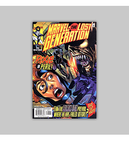 Marvel: The Lost Generation 8 2000