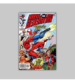 Marvel: The Lost Generation 11 2001