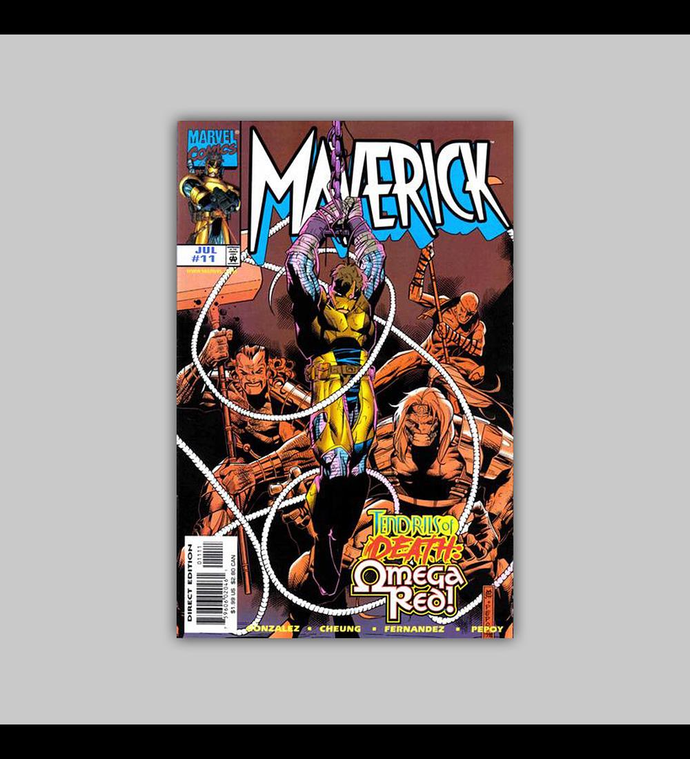 Maverick 11 1998