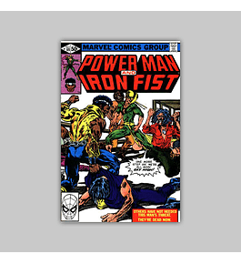 Power Man and Iron Fist 69 1981