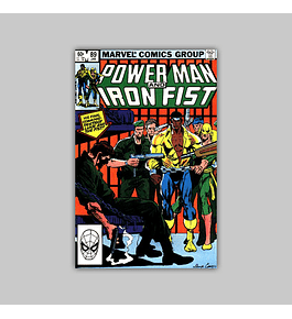 Power Man and Iron Fist 89 1983
