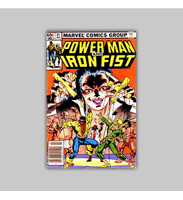 Power Man and Iron Fist 91 1983
