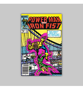 Power Man and Iron Fist 98 1983