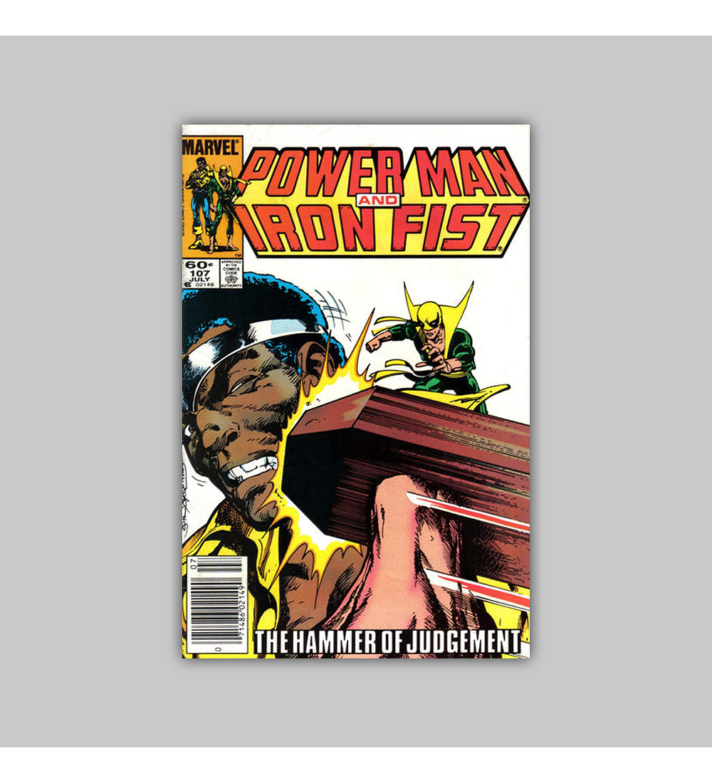 Power Man and Iron Fist 107 1984