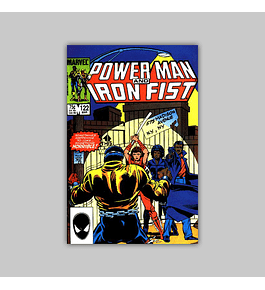 Power Man and Iron Fist 122 1986