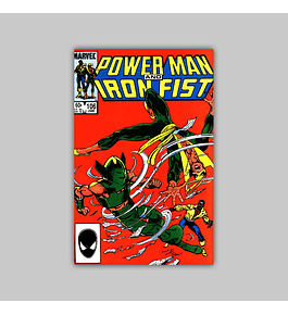 Power Man and Iron Fist 106 1984