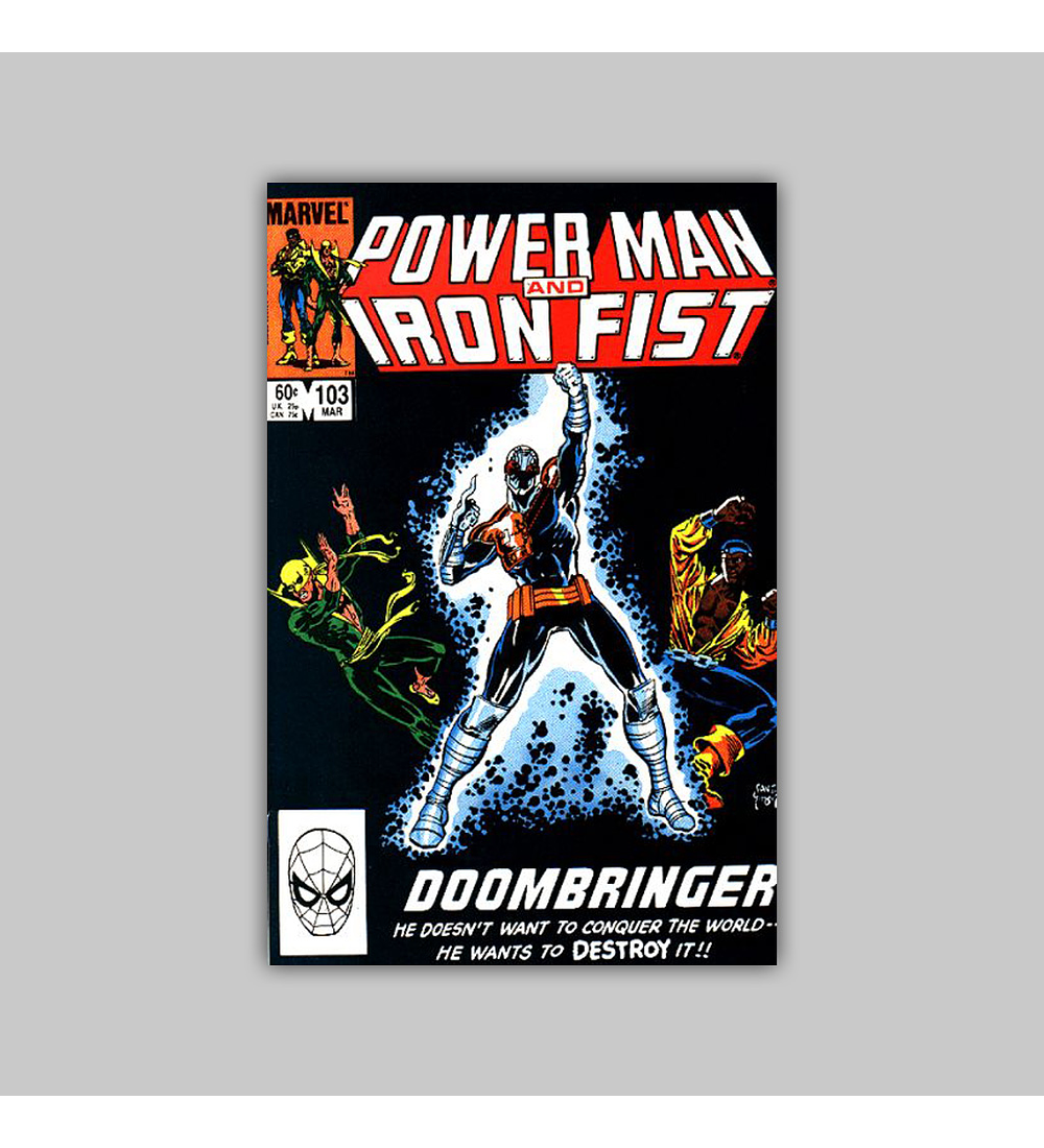 Power Man and Iron Fist 103 1984