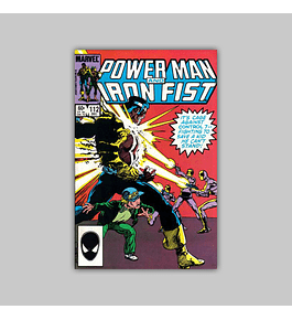Power Man and Iron Fist 112 1984