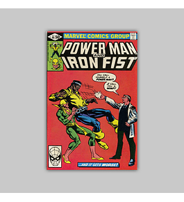 Power Man and Iron Fist 68 VF (8.0) 1981