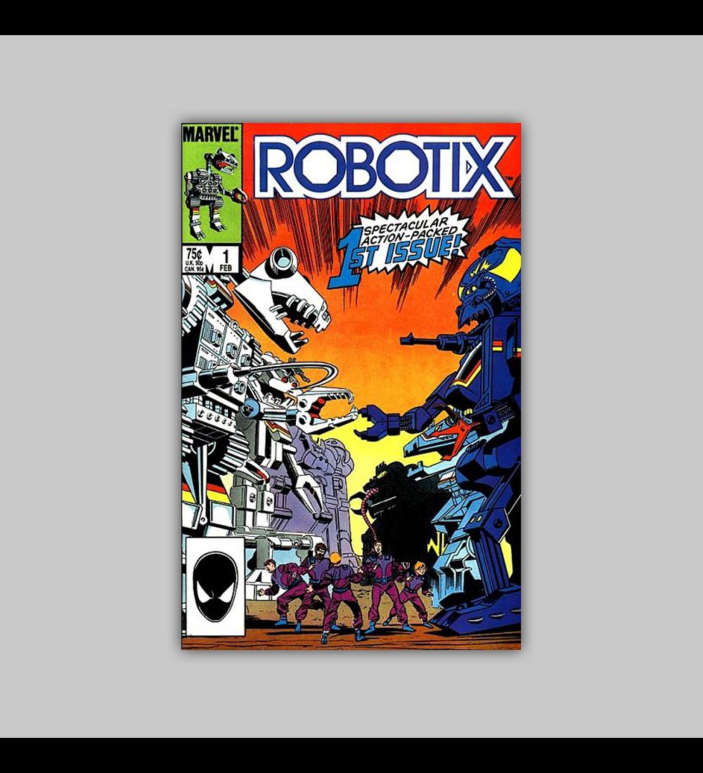 Robotix 1 1986