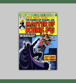 Special Marvel Edition 16 VF (8.0) 1974
