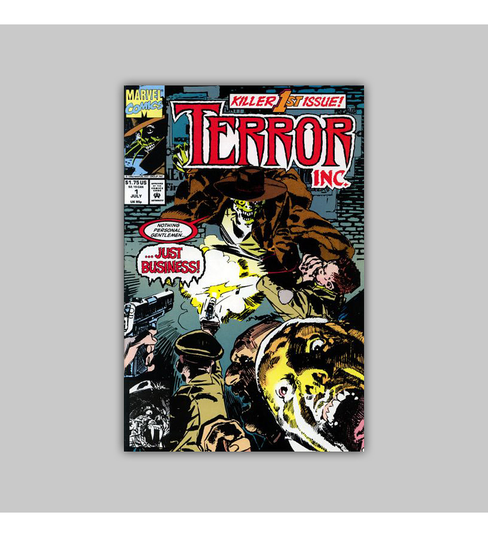 Terror Inc. 1 1992