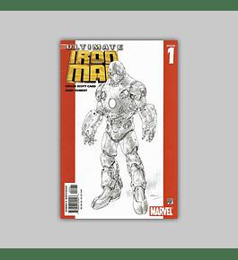 Ultimate Iron Man 1 Sketch 2005
