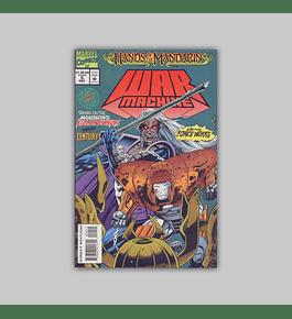 War Machine 9 1994