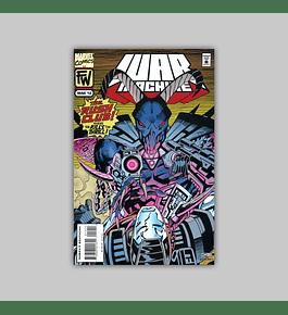 War Machine 12 1995