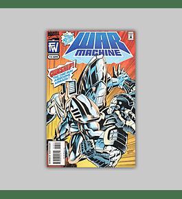 War Machine 13 1995