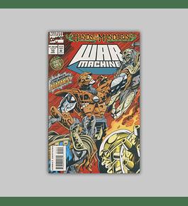 War Machine 10 1995