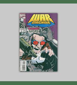 War Machine 5 1994