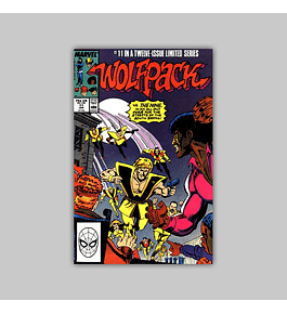 Wolfpack 11 1989