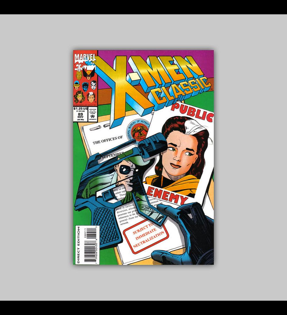 X-Men Classic 89 1993