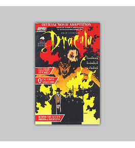 Bram Stoker's Dracula 4 Polybagged 1993