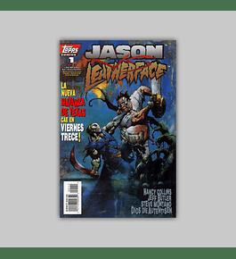 Jason Vs. Leatherface (complete limited series) 1995
