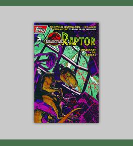 Jurassic Park: Raptor 2 1993