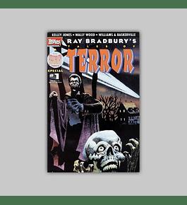 Ray Bradbury Comics: Trilogy of Terror 1 VF (8.0) 1994