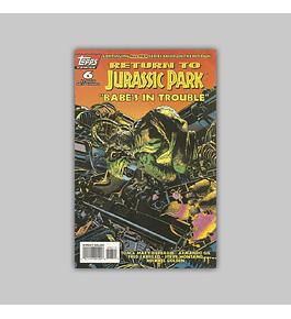 Return to Jurassic Park 6 1995