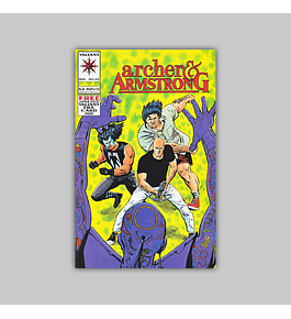 Archer & Armstrong 22 1994