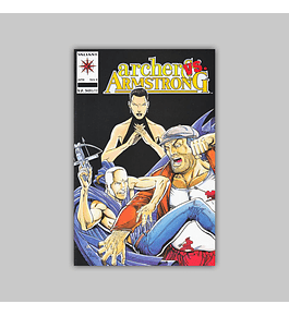 Archer & Armstrong 9 1993