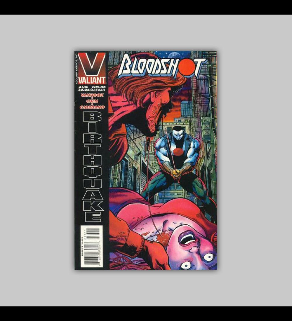 Bloodshot 33 1995