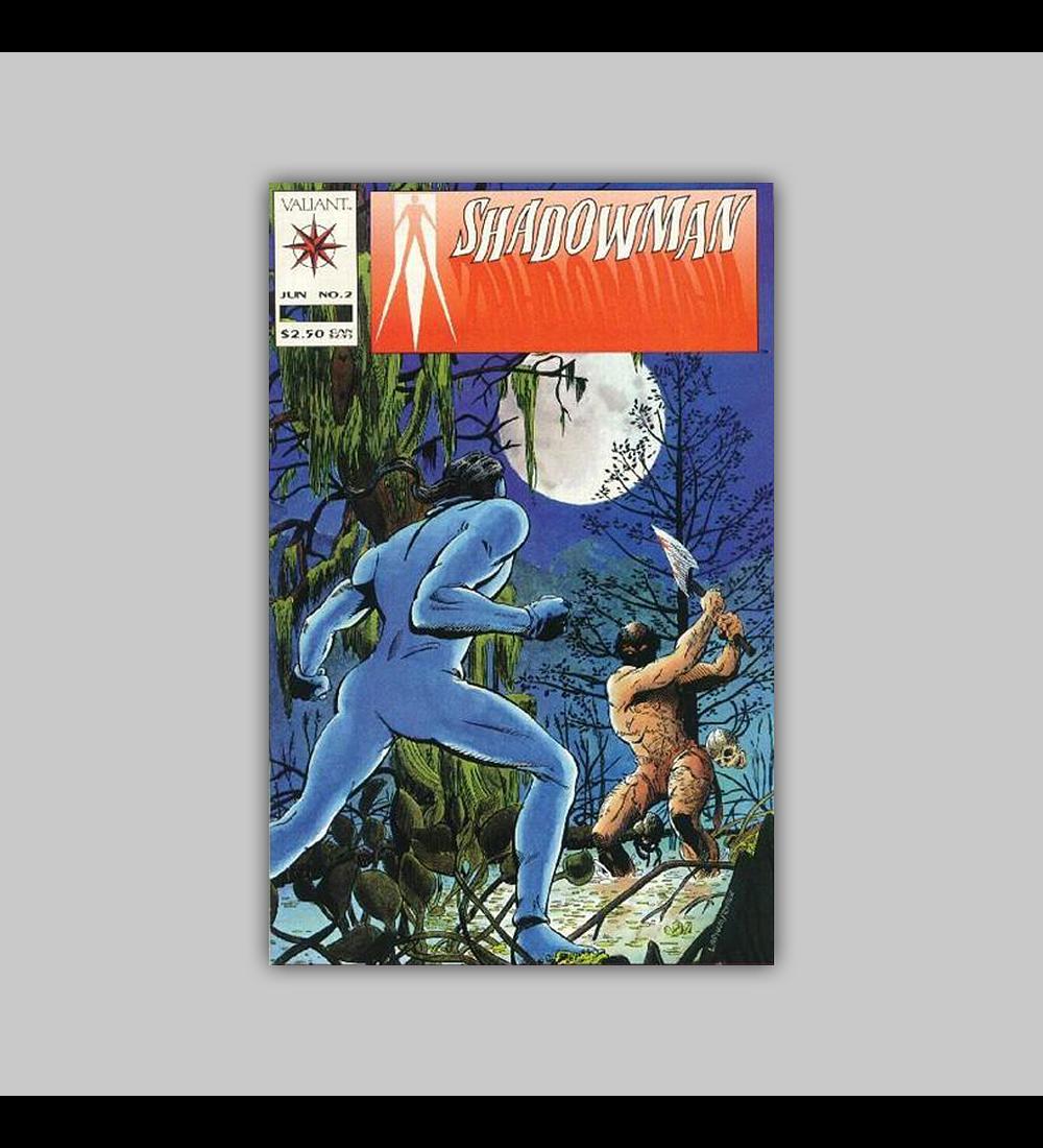 Shadowman 2 1992
