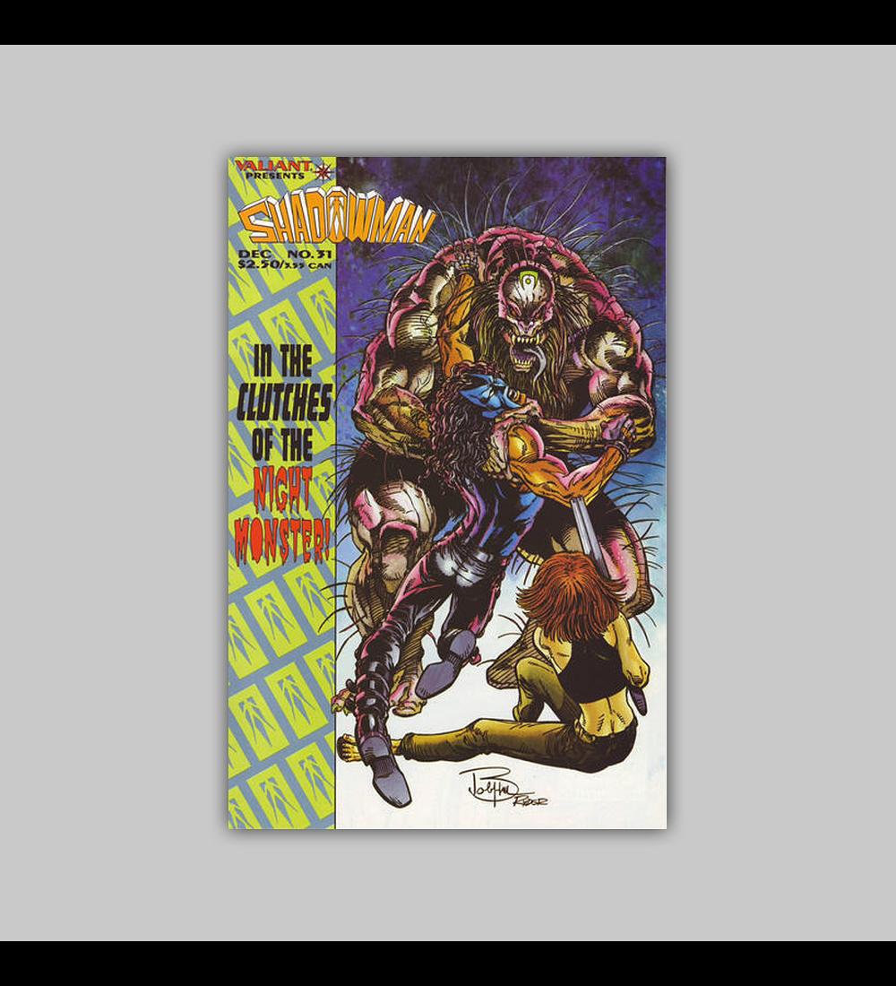 Shadowman 31 1994