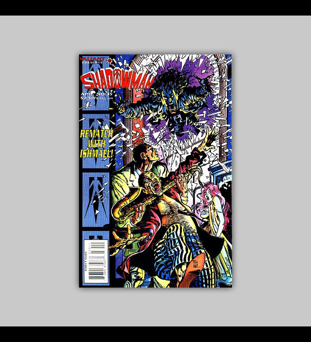 Shadowman 35 1995