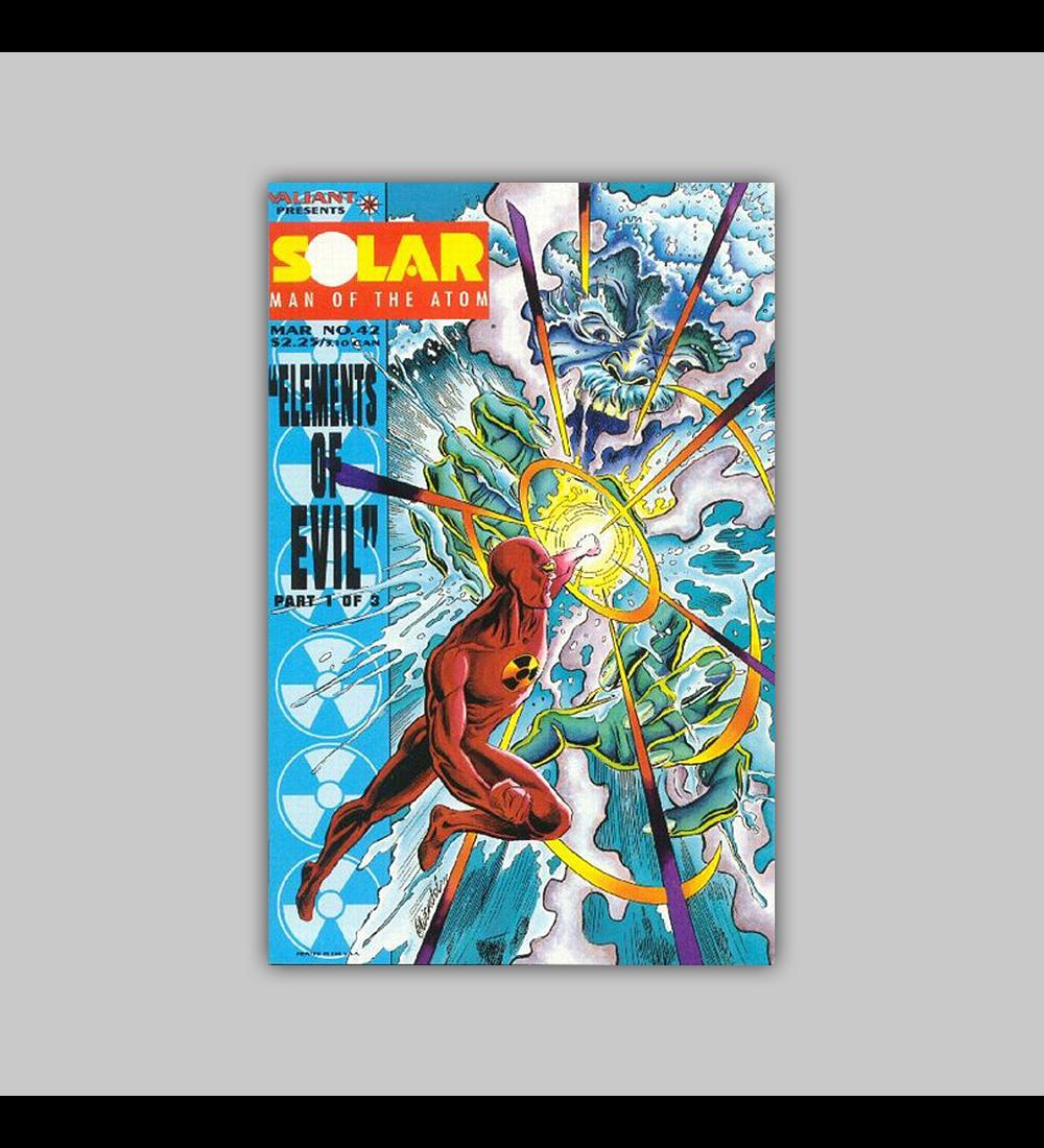 Solar, Man of the Atom 42 1995