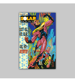 Solar, Man of the Atom 39 1994